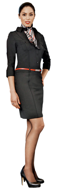 Virgin's new uniforms exude 'utility chic'