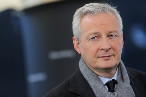Le Maire Says France Agrees on Digital Tax Framework With U.S.
