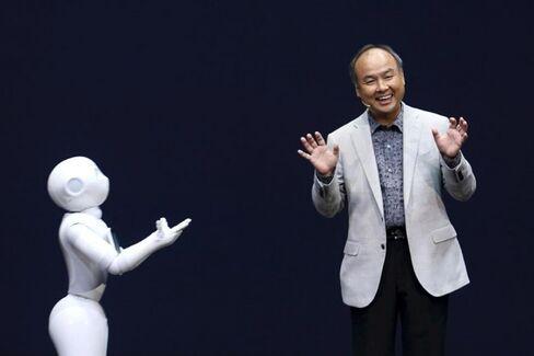 'We Need Scale': Softbank's Masayoshi Son on Sprint, T-Mobile, and Alibaba