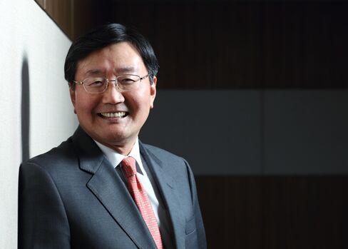 South Korea's National Pension Service Chairman Jun Kwang Woo