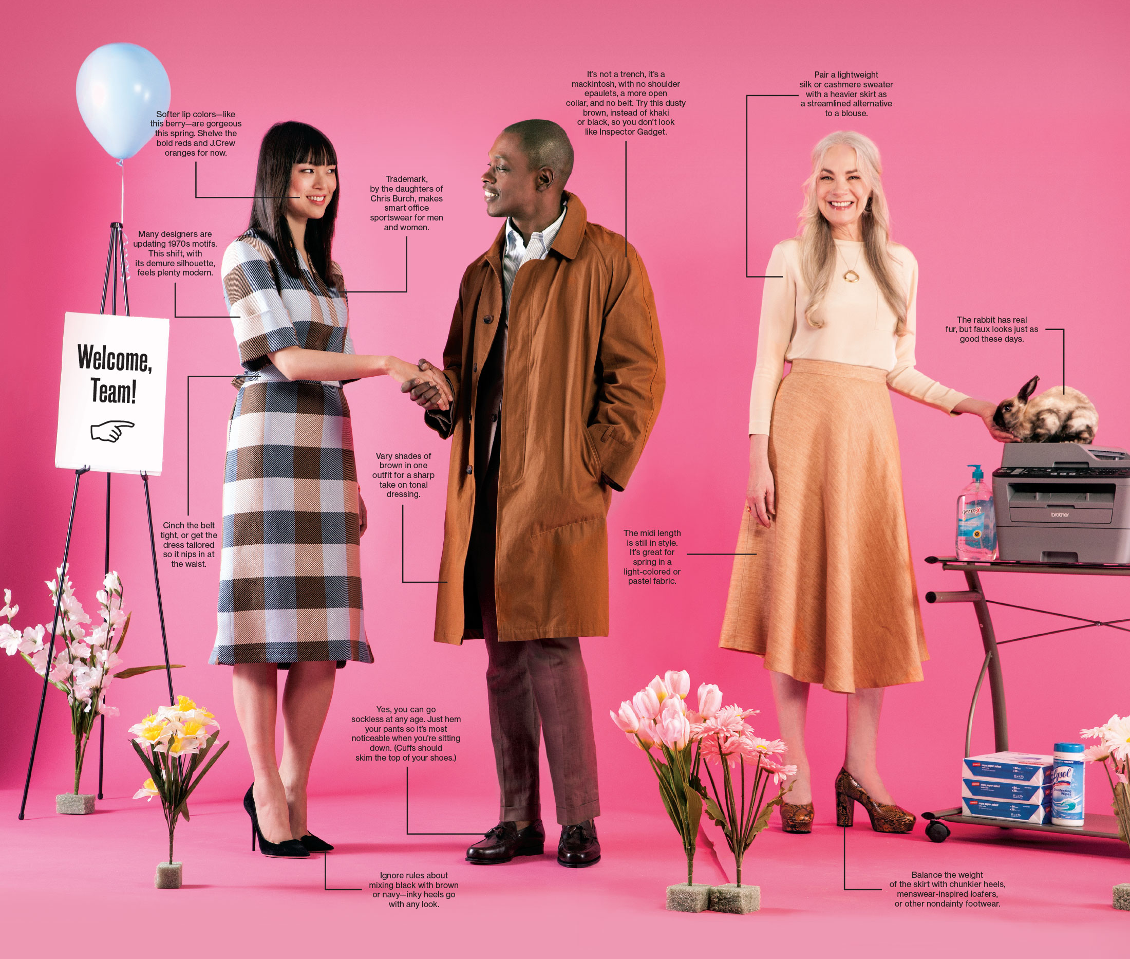469456667e2 Your Complete Guide to Spring Fashion - Bloomberg