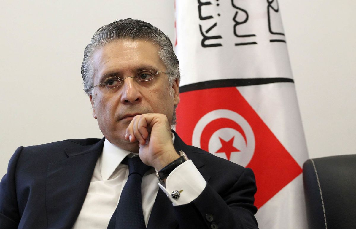 Tunisian Media Mogul Seeking Presidency Is Arrested, Party Says