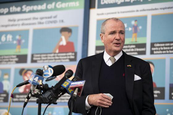 N.J. Governor In Quarantine; Family Member Has Covid