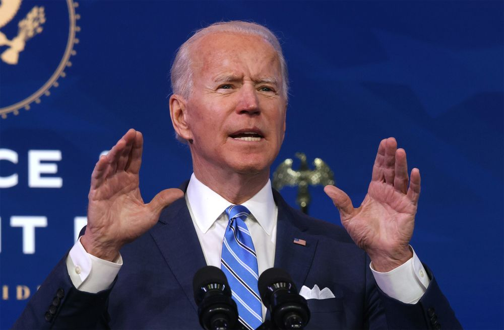 Biden Plans 10 Days of Action on Four 'Overlapping' Crises - Bloomberg