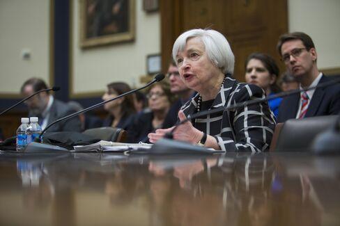 Fed Chairman Janet Yellen