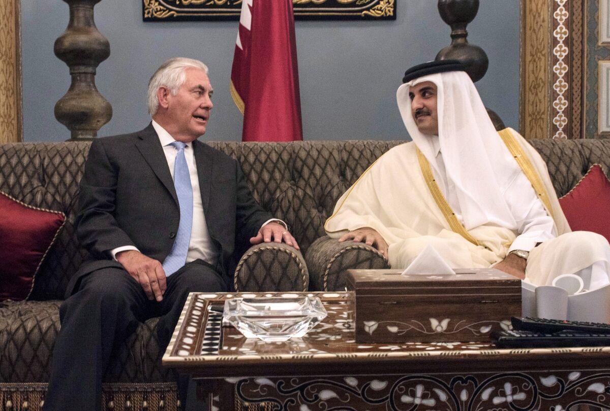 Tillerson Sees Qatar Crisis Lingering thumbnail