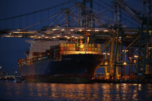 Life Imitates Art as Wall Street Bets on Shipping Debt