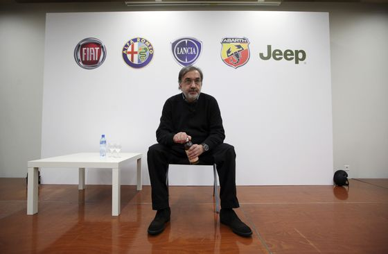 Sergio Marchionne, CEO Who Steered Fiat Chrysler, Dies Aged 66