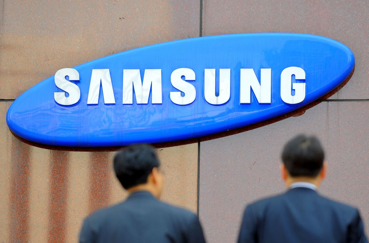 A Challenge to Samsung's Ruling Family