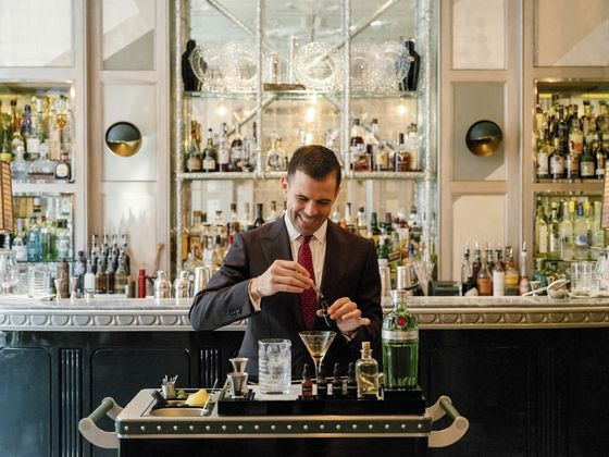 The Greatest Martinis in the World