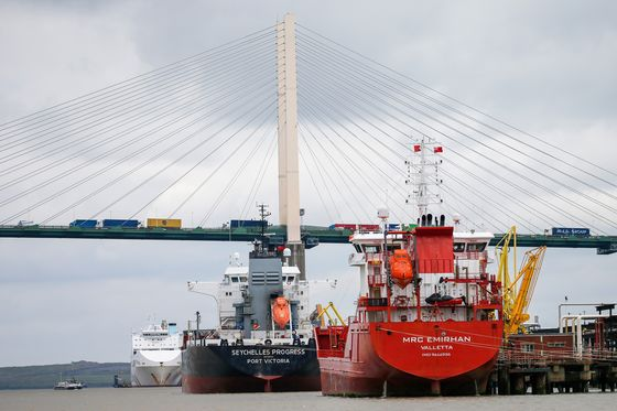 Once the World's Busiest Port, London Aims to Revive Its River Trade Roots