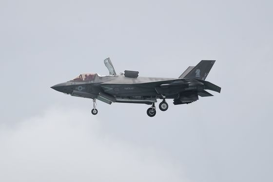 F-35's Image as $428 Billion Bundle of Flaws Improved by Fixes