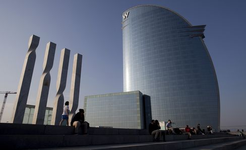 Italy to Spain Property Buyers Warm as Risk Abates