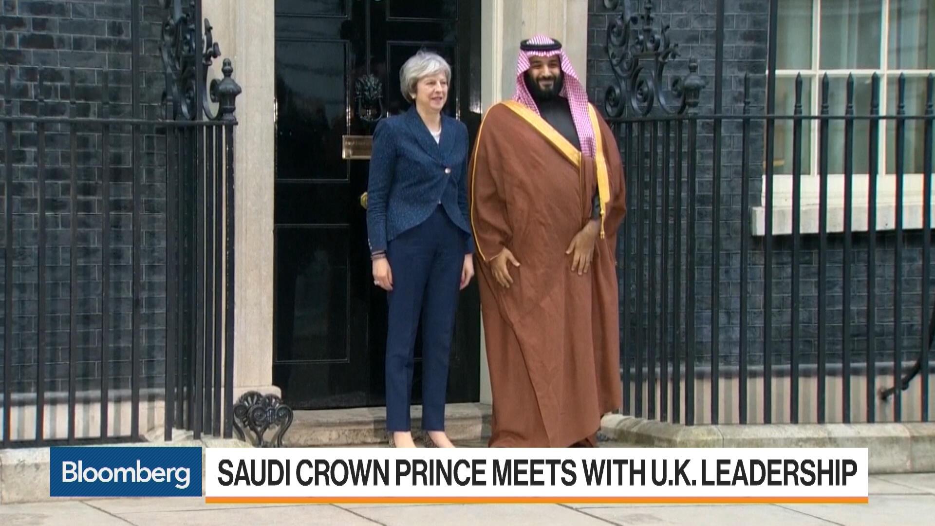 U K , Saudi Arabia Target 65 Billion Pounds of Mutual Investment