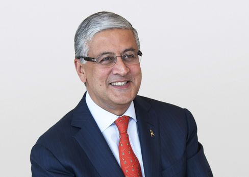 Diageo Chief Operating Officer Ivan Menezes