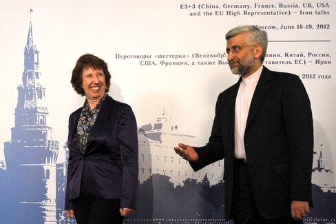 Iran Nuclear Offer Fails to Delay EU Oil Embargo at Talks