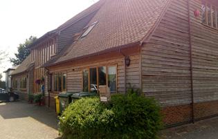 The barn where ARM Holdings began