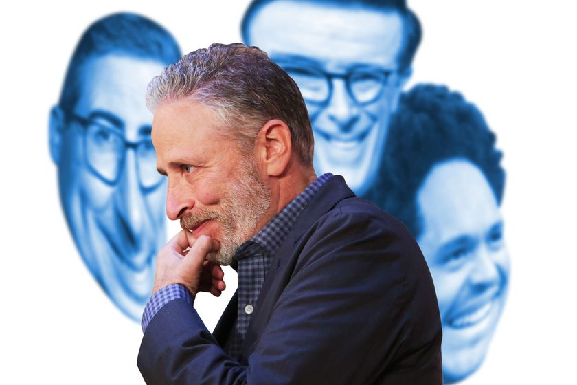 relates to Jon Stewart Heads to Apple TV This Fall to Take On His Successors