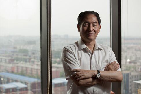 CSR Corp. Chairman Zhao Xiaogang