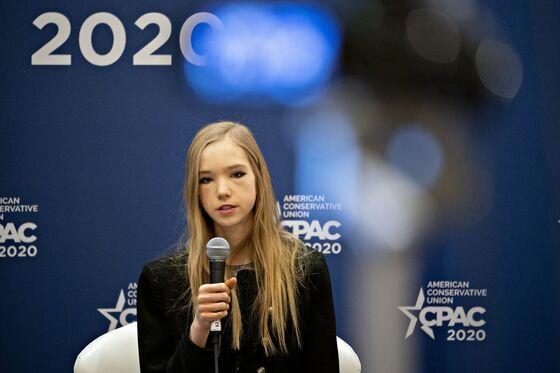 Anti-Greta Blasts 'Climate Alarmism' to Conservative Gathering