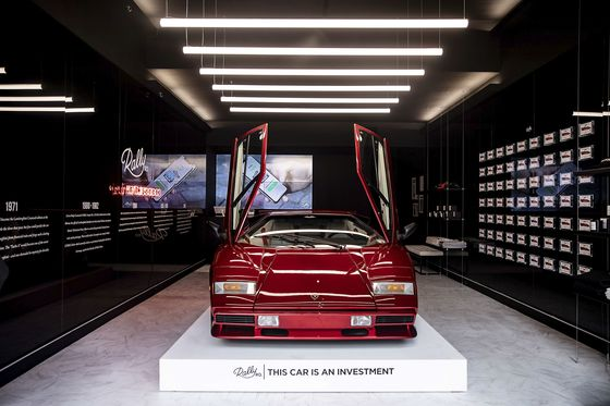 The Nasdaq for Classic Cars Targets Millennials With New Store