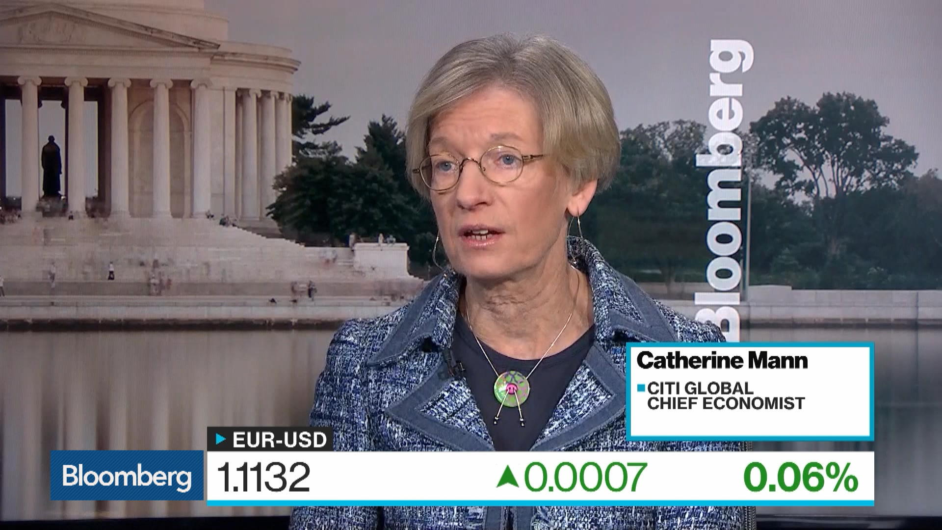Christine Lagarde, Incoming ECB President, Is Well-Placed to Push for Fiscal Reforms: Catherine Mann