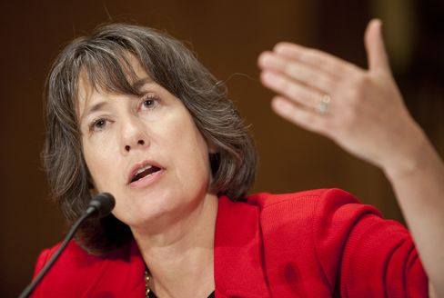 Chairman of the Federal Deposit Insurance Corp. Sheila Bair
