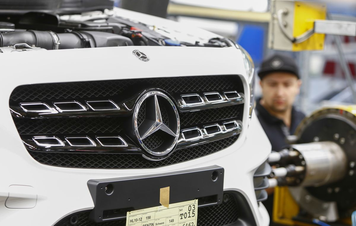 Mercedes Shows the Car Industry Can't Be Trusted