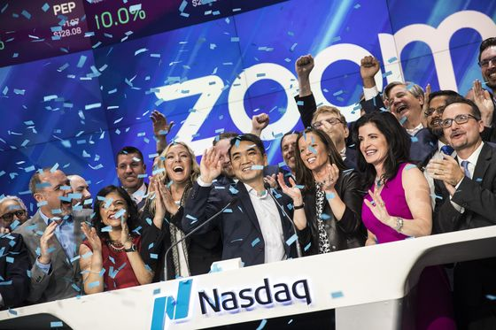 Zoom Video CEO Wishes Shares Didn't Soar Quite So High in Debut