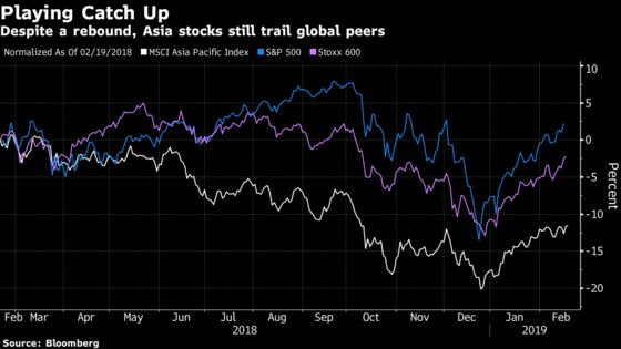 In Dizzying Asia Rally, You're Still Missing Out: Taking Stock