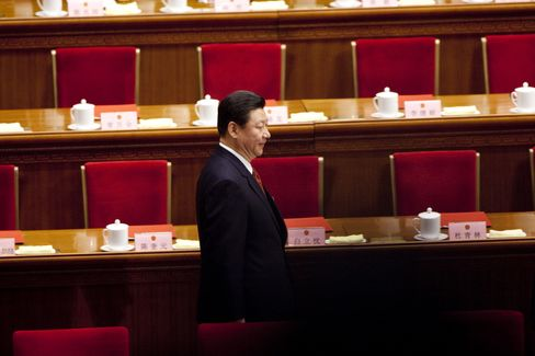 Xi Jinping, Vice President of China