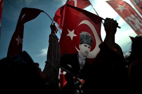 Erdogan Denounces Protest Violence, Says Demands Welcome