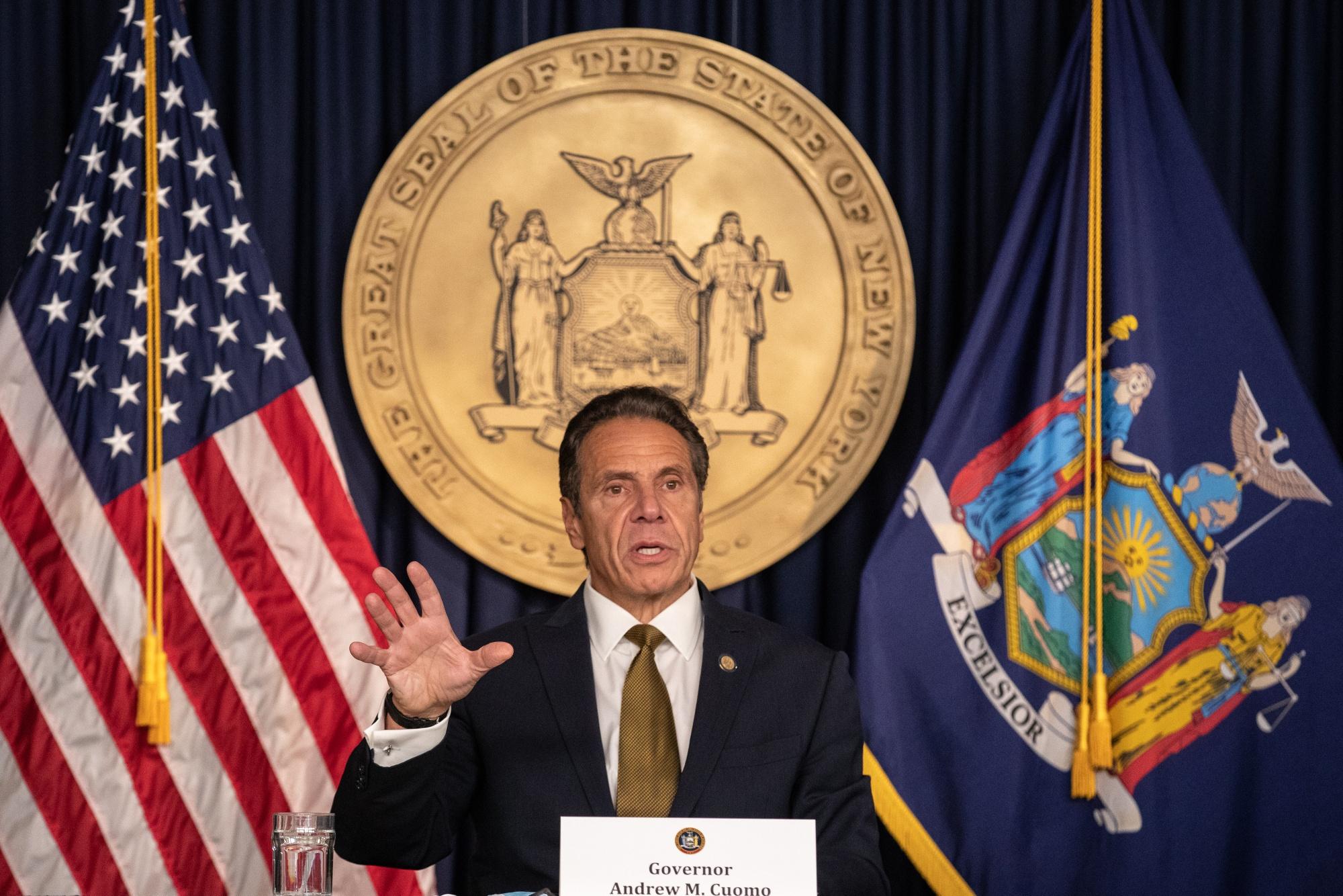 Biden Considering New York Governor Cuomo for Attorney General ...