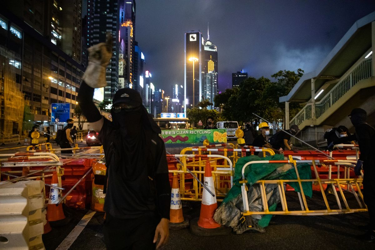 Hong Kong Bear Has Never Been More Worried for the Economy