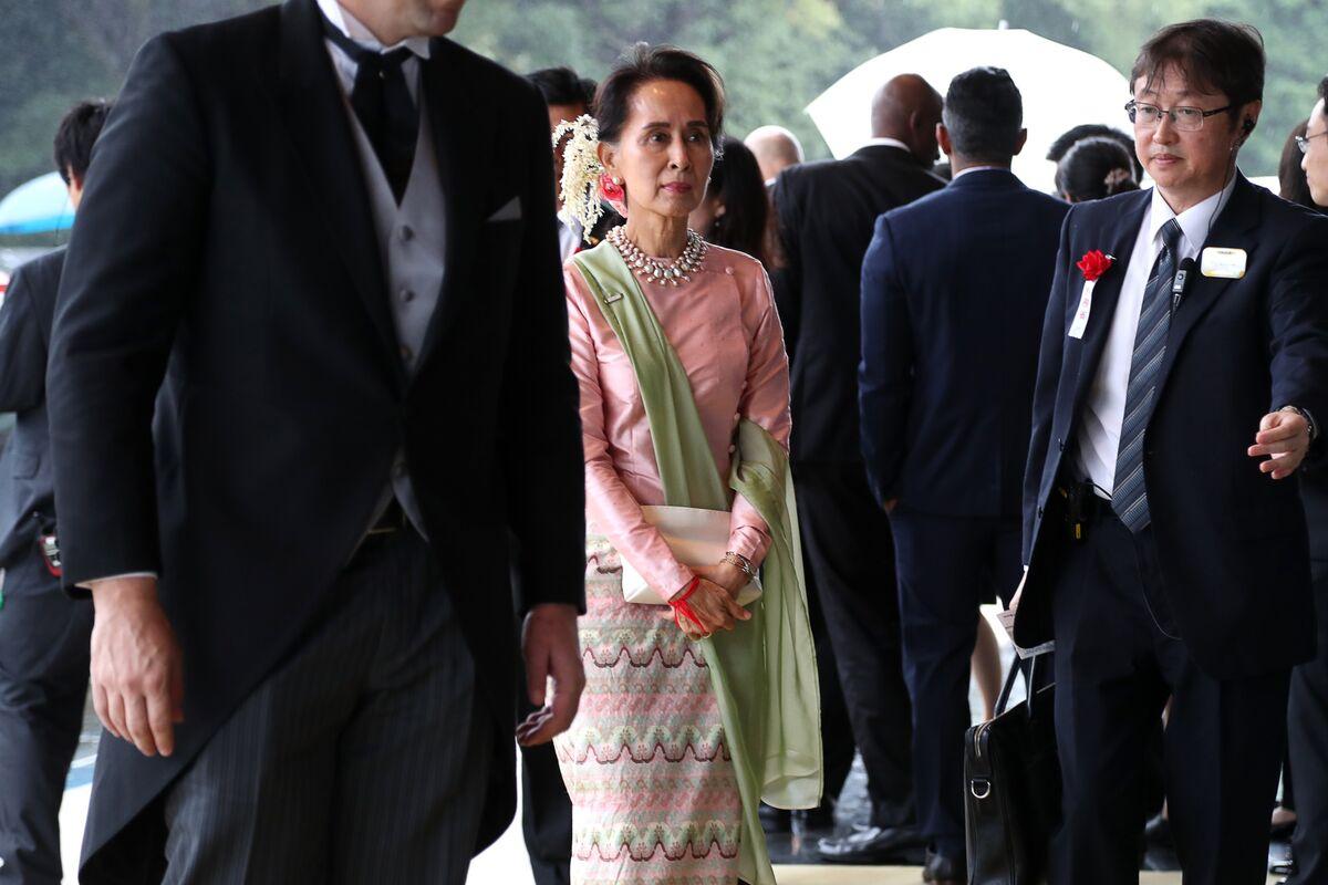 Myanmar's Suu Kyi to Lead Legal Team Defending Genocide Case