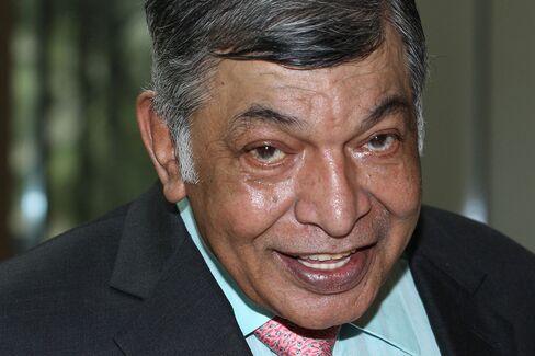 Billionaire G. Gnanalingam