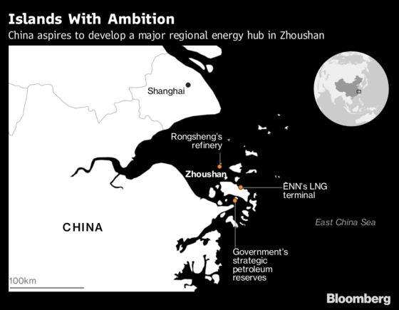 Big Oil Woos China With $24 Billion Spree in Old Pirate Lair