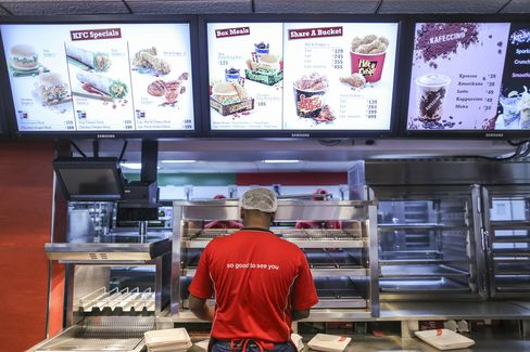 Yum! Brands Inc. KFC Restaurant in Goa