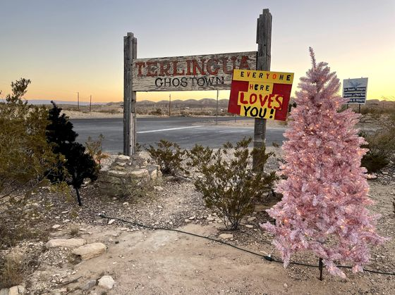 Love and Hatred Along the Border in West Texas