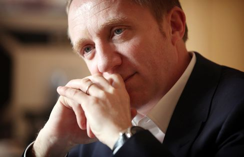 PPR Chief Executive Officer Francois-Henri Pinault