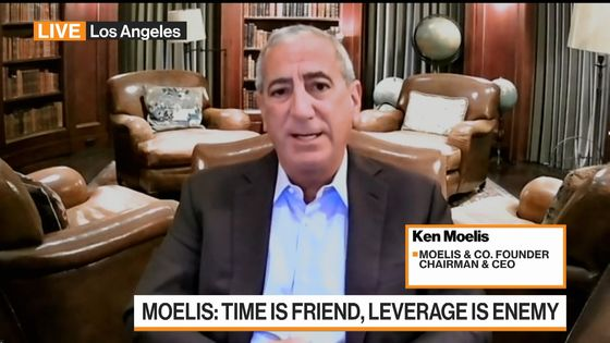 Ken Moelis Sounds Alarm on Extra Leverage Hidden in the System