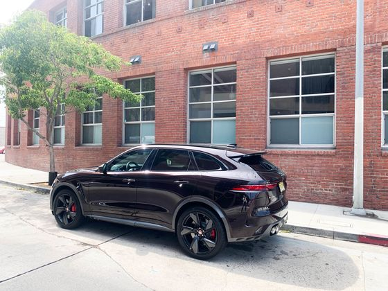 The 2021 Jaguar F Pace SVR Is a $84,600 Ticket Out of SUV Monotony