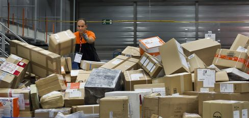 UPS's Fresh Offer to EU in TNT Bid Said to Face Market Test