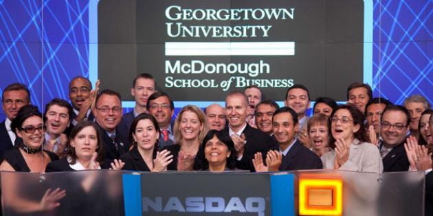 24. Georgetown University (McDonough)