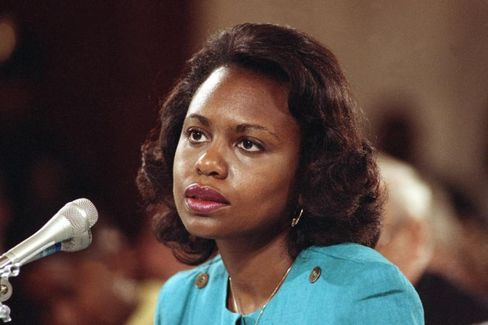 New Anita Hill Film Recalls When Sexual Harassment Went Mainstream