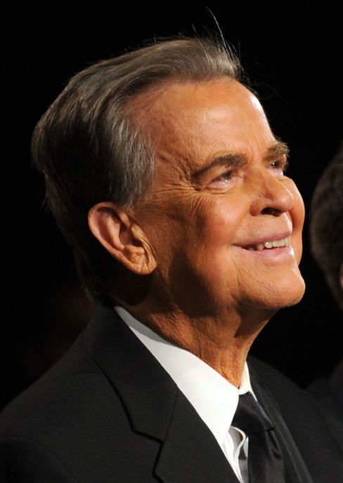 Dick Clark, 'Bandstand' Host, Television Producer