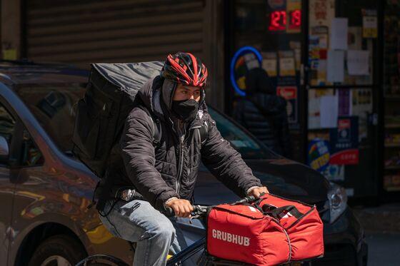 GrubHub, Doordash Accused in Suit of Pushing Prices Higher