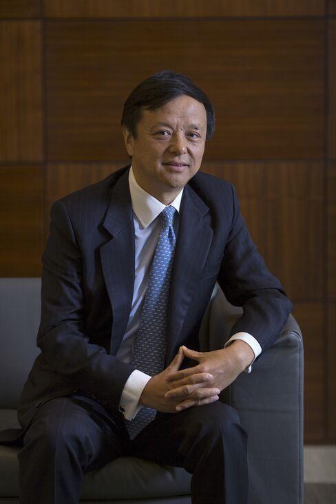 Hong Kong Exchanges & Clearing CEO Charles Li