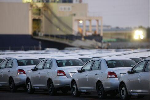 Toyota Motor vehicles