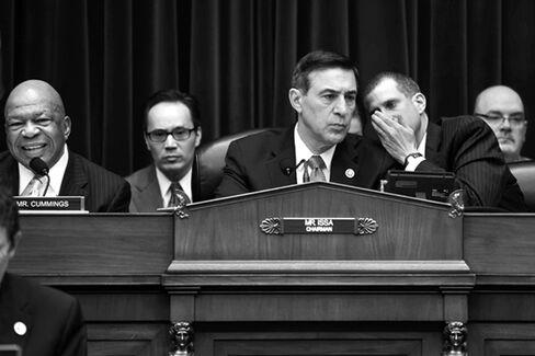 Hidden Hand: Steve Castor, the GOP's Get-Obama Lawyer